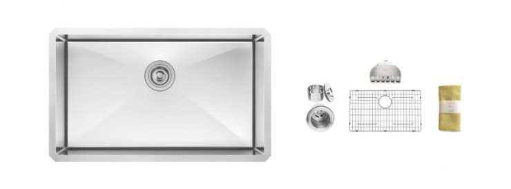 Top 10 Best Single Bowl Kitchen Sinks 2019 Reviews [Editors Pick]  Deep Single Bowl Kitchen Sink on deep laundry sinks, deep kitchen sinks undermount, undermount farm sink, granite single bowl sink, deep sink faucets, ada compliant sink, elkay single bowl undermount sink, deep single undermount bar sink, deep sinks for kitchen, ada vanity sink, deep basin sink, kohler single bowl sink,