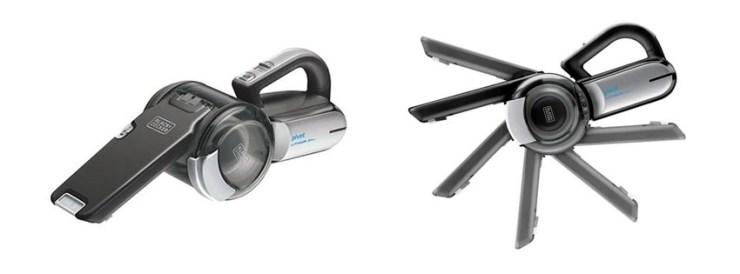 Black Decker BDH PL MAX Lithium Pivot Vacuum