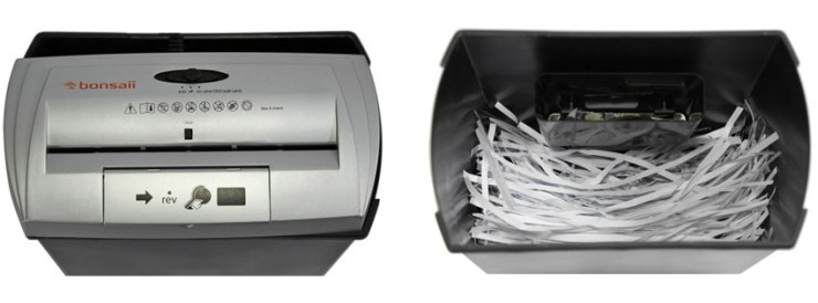 Bonsaii DocShred S Paper Shredder