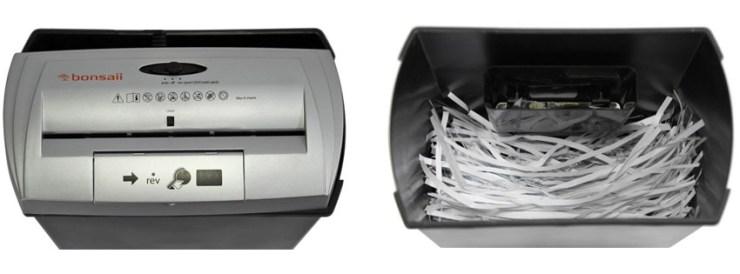 Bonsaii DocShred S Paper Shredder