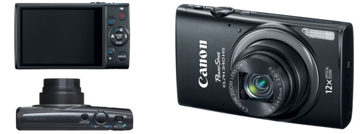 Canon PowerShot ELPH HS MP Digital Camera