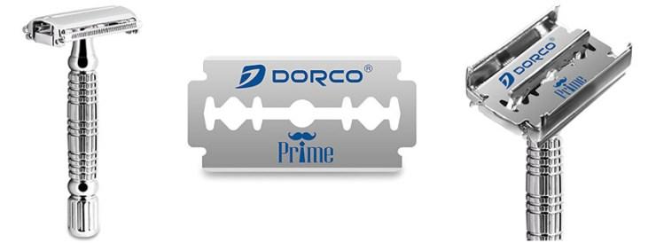 Dorco Prime Double Edge Starter Set