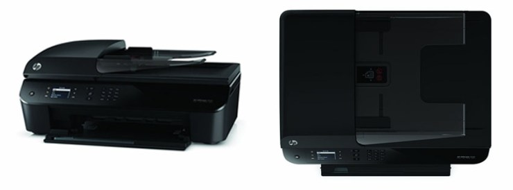HP Officejet Wireless All-in-One Inkjet Printer