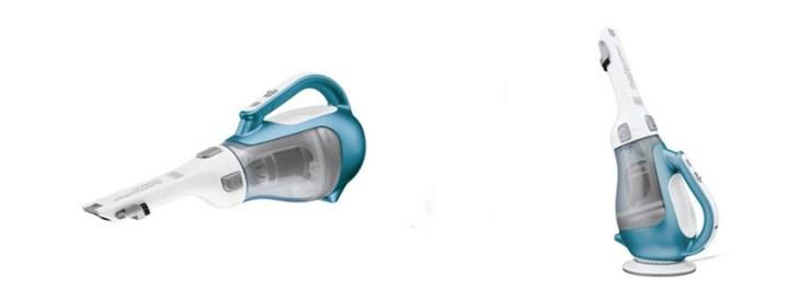 Black Decker CHV L Cordless Dust Buster Hand Vacuum