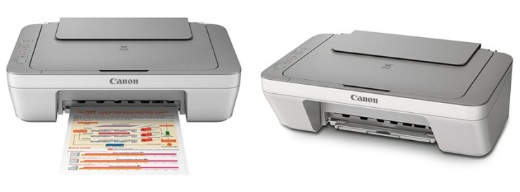 Canon PIXMA MG Color Photo Inkjet All-In-One Printer
