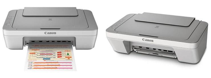 Canon PIXMA MG Color Photo Inkjet All-In-One Printer
