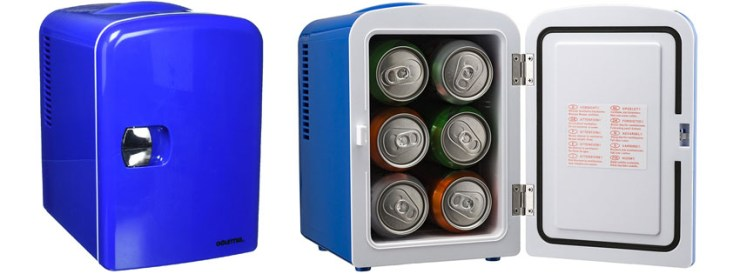 Portable Mini Fridge Cooler and Warmer