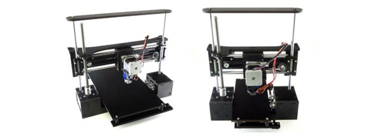 TwoUp 3D Printer Kit