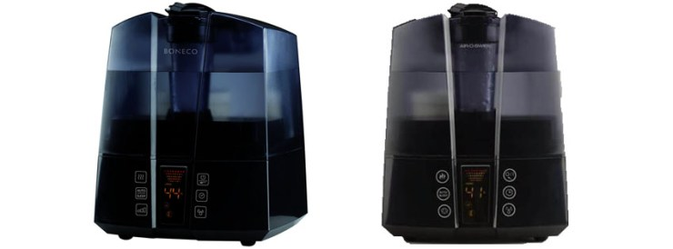 Air O Swiss Ultrasonic Cool mist humidifier