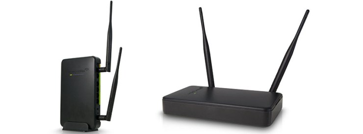 Amped Wireless High Smart Repeater and Range Extender