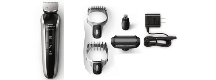 Best Philips Norelco Multigroom w Attachments