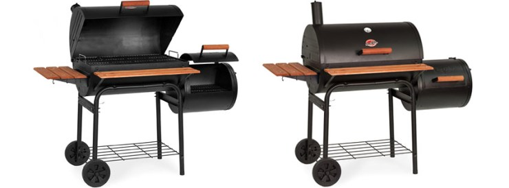 Char-Griller Smokin Pro Charcoal Grill