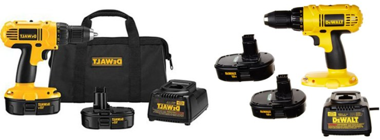 DEWALT DC970K-2 Kit