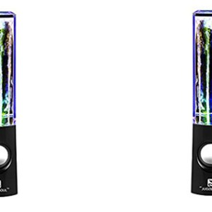 DIY YOUR WORLD USB Powered Water Dancing Speaker (1) -