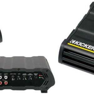 Kicker 12CX6001 Mono 600 Watt Amplifier