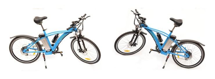 Kila Bikes Rugged Bicycle