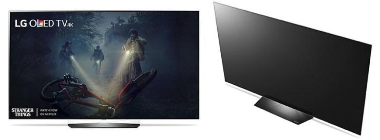 LG Electronics OLEDBA Ultra HD Smart OLED TV