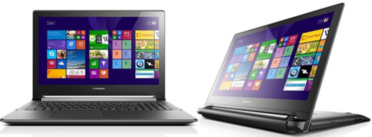Lenovo Flex 2 15D Touchscreen Laptop