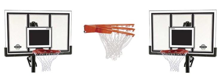 Lifetime 71525 Height Adjustable Basketball System