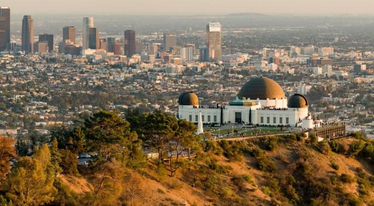 Population of Los Angeles