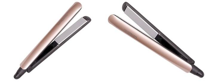 LumaBella Keratin Dual Touch Hair Straightener