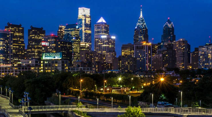 Philadelphia Population