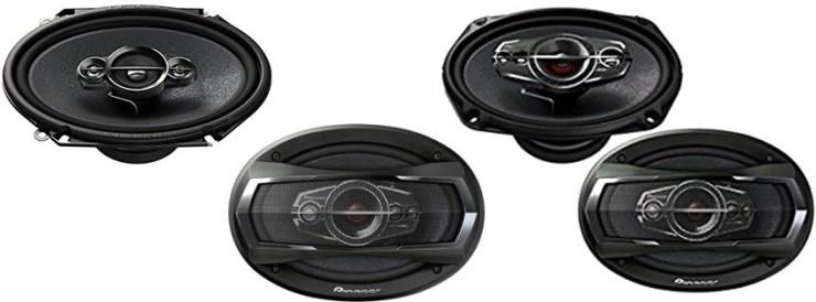 Pioneer TS-A6995R Speaker