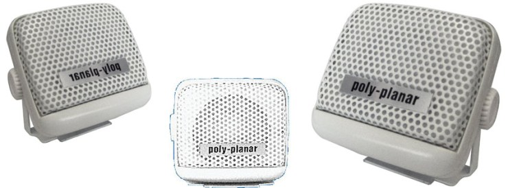 best PolyPlanar VHF Extensions Speaker