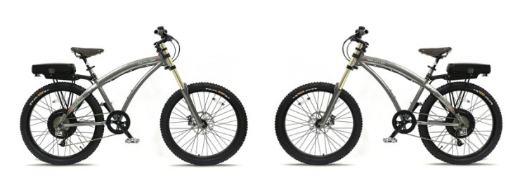 Prodeco V3 Outlaw EX 8 Speed Bicycle
