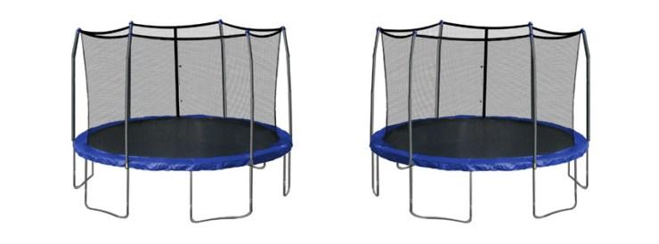 Skywalker Trampolines – 15ft Enclosure and Spring Pad