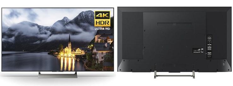 Sony Ultra HD Smart LED TV