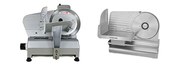 Stainless Electric Food Slicer