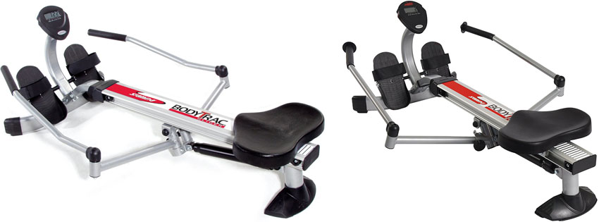 42054881106 Stamina Body Trac Glider 1050 Rowing Machine -