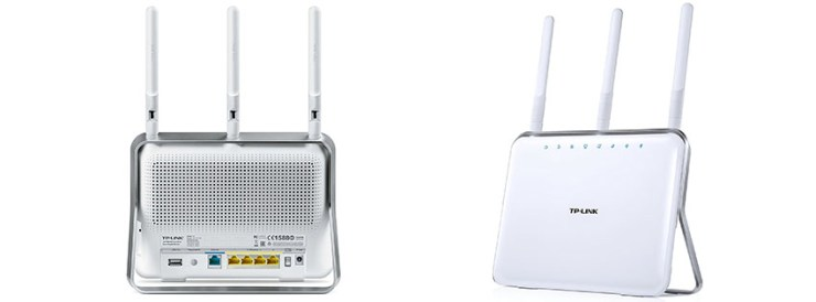 TP Link Long Range Wi Fi Router