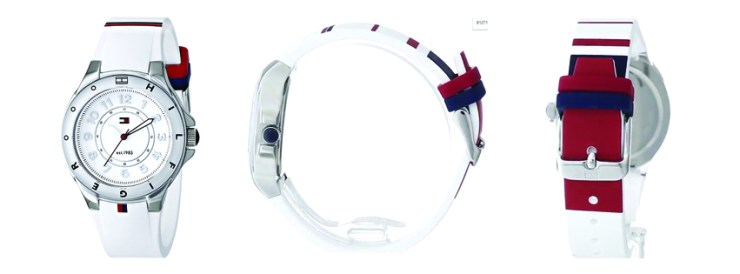 Tommy Hilfiger Sports Analog Watch Women
