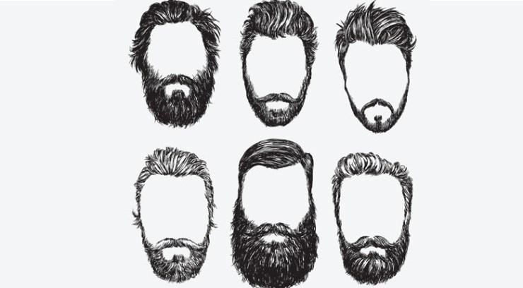 choose your beard style