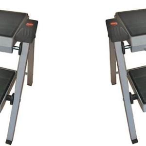 Peachy Hafele Folding Step Stool Creativecarmelina Interior Chair Design Creativecarmelinacom