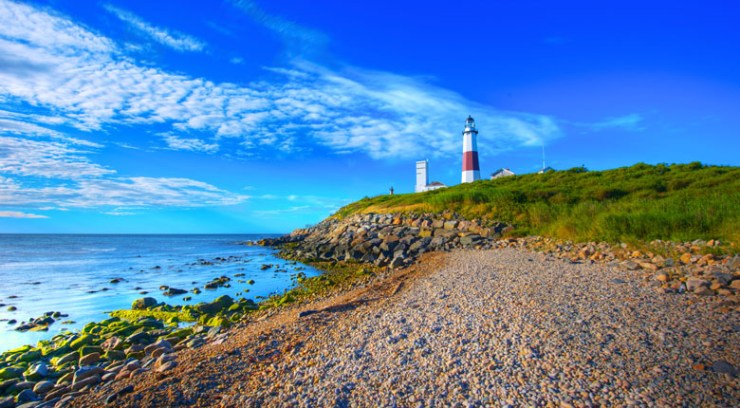 South Fork Peninsula of Long Island