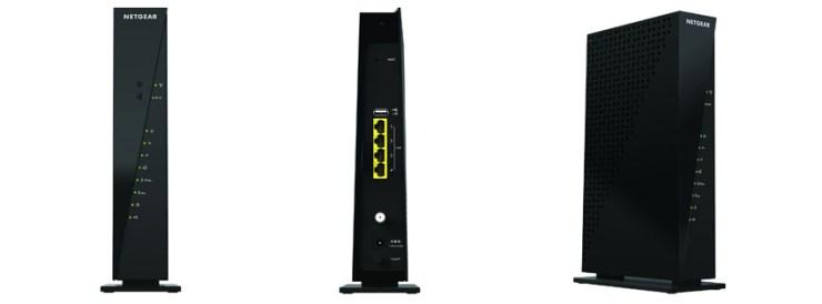 NETGEAR AC Wi-Fi Cable Modem Router