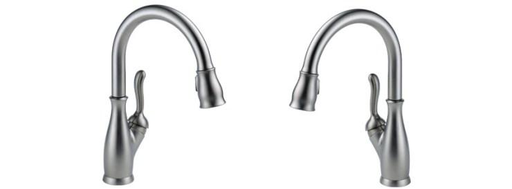 Delta Faucet Leland Single-Handle Pull-Down Faucet
