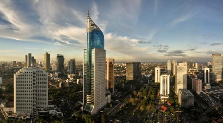 Jakarta Skyscrapers
