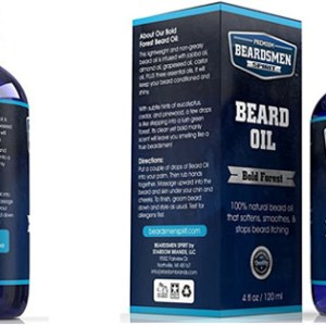 Breadsmen Spirit Premium Beard Oil and Conditioner