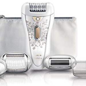Philips HP Satin Perfect Deluxe Epilator