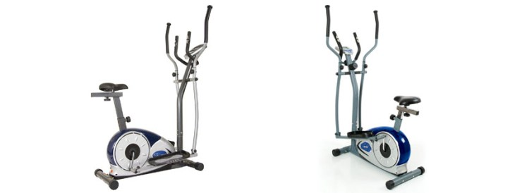 Body Champ BRM Elliptical Dual Trainer