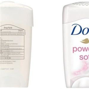 Dove Deodorant Clinical Powder Soft