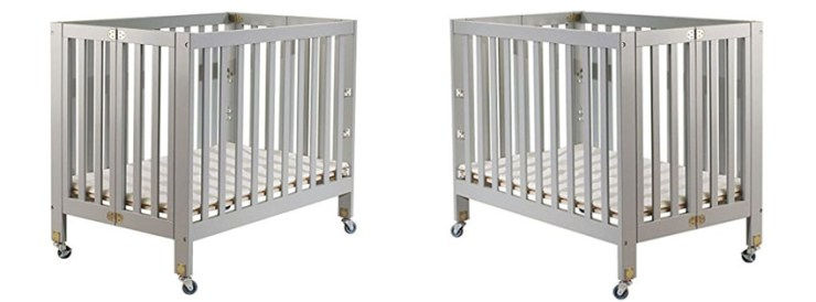 Bloom Ama Mini Urban Crib Frame