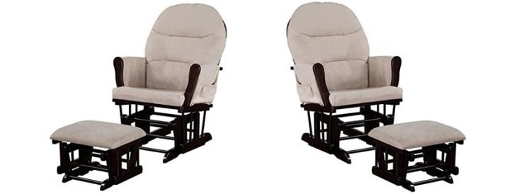 Terrific Best Nursery Glider Recliner Chair Ottoman 2019 Reviews Ncnpc Chair Design For Home Ncnpcorg