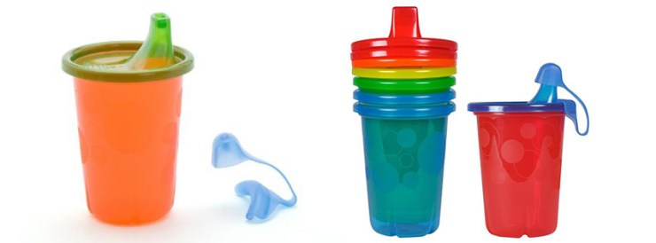 The First Years Take Toss Spill Proof Sippy Cups Ounce Count