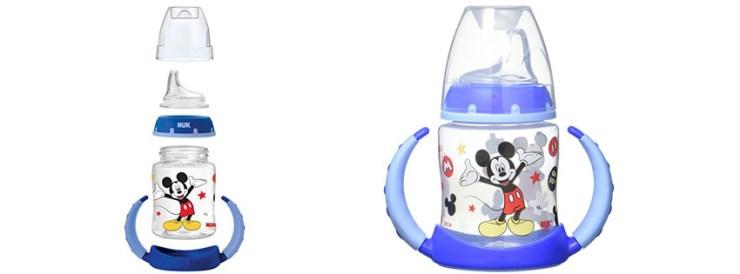 OXO Tot Transitions Soft Spout Training Cup Set Aqua Ounce