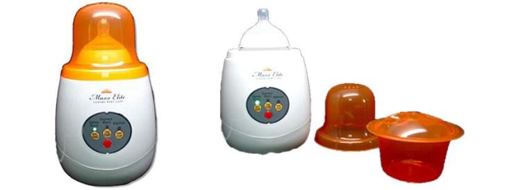 Maxx Elite Gentle Warm Smart Bottle Warmer Sterilizer